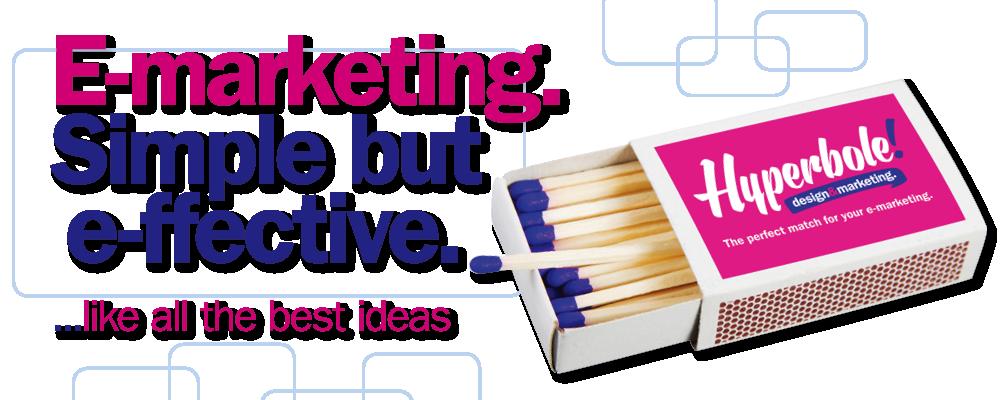 e-marketing slider, e-marleting, simple but e-ffective