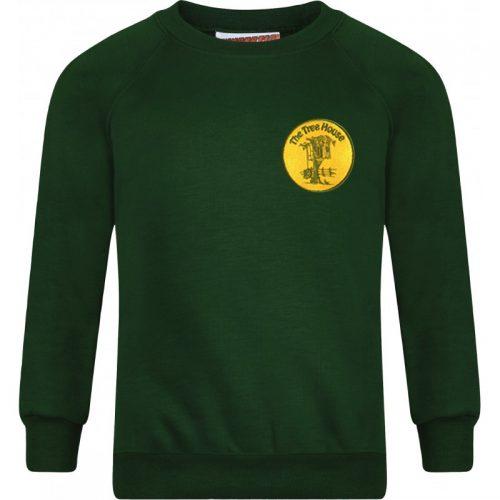 The Tree House Crew Neck Sweatshirt