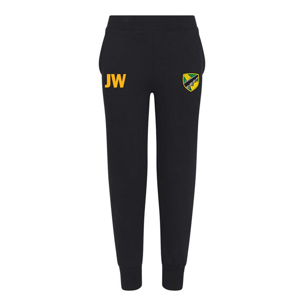 Water Orton Primary School Tapered Jogging Bottoms - Overton